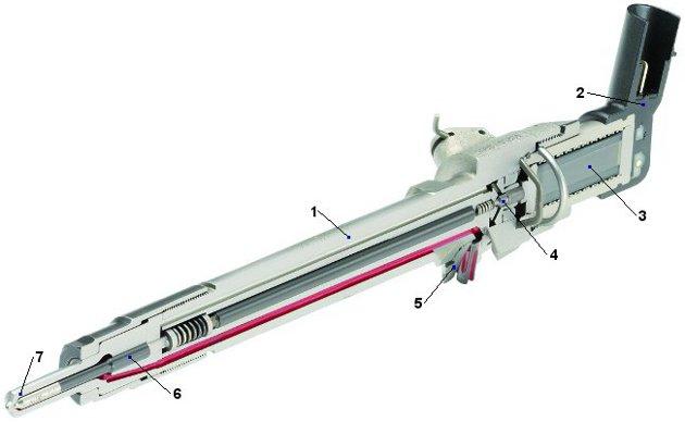Injector Continental cu acţionare piezoelectrică (Siemens VDO)