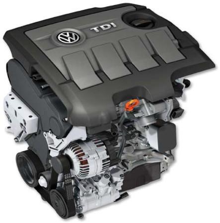 Motorul 1 6 Tdi De La Vw